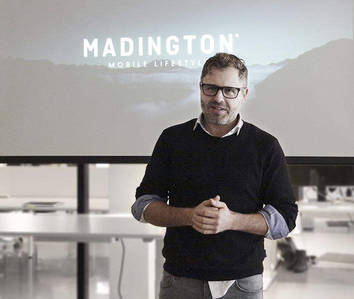 Niclas Rämje - VD Madington